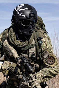 I love the Black Head/face gear and the more Multicam look to the body. The OD scarf completes it
