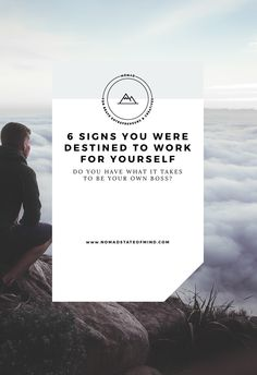 Working for yourself is so IN right now. Everywhere you look you see a new start up, or freelancer…