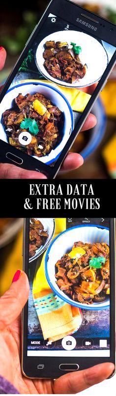 Walmart Family Mobile Plus: Extra Data and Free Movies - Posh Journal #DataAndAMovie #CollectiveBias #ad