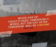 Never give up! Public Profile, Daily Motivation, Never Give Up, Content Marketing, Motivationalquotes, Business, Motivation, Inbound Marketing, Business Illustration