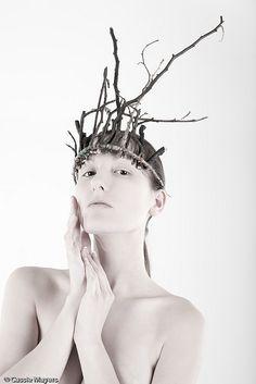 Crown of Twigs by Miss_Cm, via Flickr