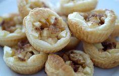 Experimente aus meiner Küche: Mini-Blätterteig-Muffins mit Äpfeln