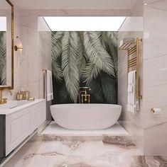 Home Room Design, Dream Home Design, Home Interior Design, House Design, Dream Bathrooms, Beautiful Bathrooms, Bathroom Design Luxury, House Rooms, Bathroom Inspiration