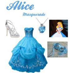 Alice masquerade