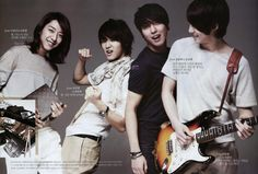Fave KBand! CNblue Forever! <3