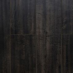 Laminate Flooring - Antique Charcoal