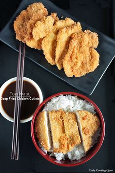 Everyone loves a katsu every now and then, and making one at home is a super easy affair. Of course, speaking of katsu, the one that immediately leaps in mind is tonkatsu, but you can make a satisfying katsu with skinless boneless chicken breasts too. ♥ The trick in making …