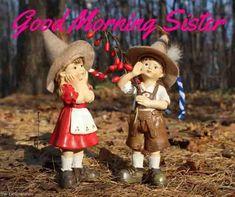 good-morning-sister-cartoon-image Good Morning Sister Images, Good Morning Gif, Morning Pictures, Good Morning Wishes, Morning Sayings, Prayers For Sister, Wishes For Sister, Halloween Horror Nights, Halloween Cat