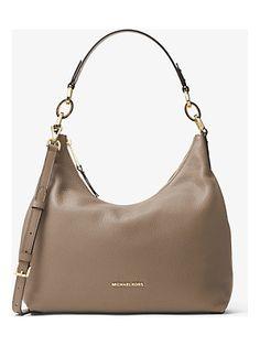 f3761f0d98c MICHAEL Michael Kors Isabella Large Leather Shoulder Bag Leather Shoulder  Bag, Nike Shoes, Gucci