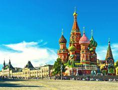 Voyage organisé,Russie