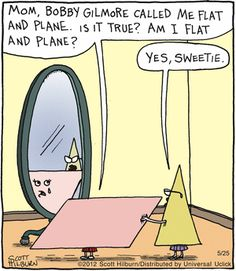 Tough triangular love. | Read The Argyle Sweater #comics @ http://www.gocomics.com/theargylesweater/2012/05/25?utm_source=pinterest&utm_medium=socialmarketing&utm_campaign=social-pin | #GoComics #webcomic