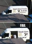 30+ Hilarious Advertising Placement Fails - Architecture & Engineering