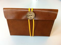 Leather envelope leather pouch clutch by Jemariku on Etsy, $21.00    http://www.etsy.com/listing/101373088/leather-envelope-leather-pouch-clutch