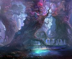 The Art Of Animation: Photo | Fantasy - Environments (2D) | Pinterest