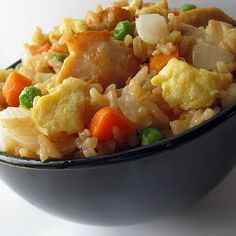 Weight Watchers Chicken Fried Rice Recipe