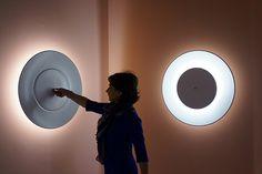 Lunaire by Ferreol Babin for Fontana Arte
