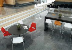 Kantine//Canteen Design - Office design by Dencon