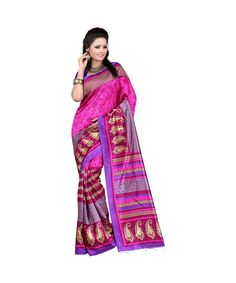6245d7732eb60 SOPHIE ART SILK SAREE Glory Sarees. For any inquiry or order kindly Contact  us