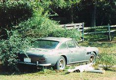 Old Junk Ferrari  / Ferrari 330