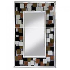 Dakota Rectangular Mirror 80 x 120cm Dakota Rectangular Mirror 80 x 120cm   Exclusive Mirrors [EE3181] - £214.20 : Mirrors for Every Interior from Exclusive Mirrors