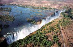 Gigantes do Mundo: Maior catarata do mundo