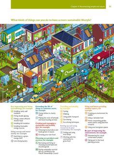 Environmental Illustrations for DEFRA White Paper by Rod Hunt, via Behance