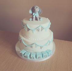 Elephant Christening | Cakes