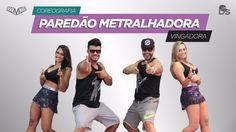 Paredão Metralhadora - Vingadora - Cia. Daniel Saboya (Coreografia)