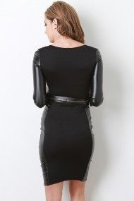 Proper Contour Dress