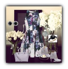 """Bez naslova #12"" by mersida-1 ❤ liked on Polyvore featuring beauty, Ally Fashion, MICHAEL Michael Kors and Pomellato"