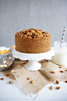 Vanilla Cake, Recipies, Cheesecake, Baking, Desserts, Cakes, Food, Diet, Recipes