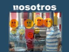 A great Powerpoint and Project idea for teaching subject pronouns in Spanish!