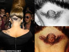 Lady Gaga's Tattoos & Meanings | Steal Her Style
