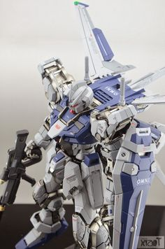 Custom Build: PG 1/60 GAT-X105 + AQM/E-X01 Aile Strike Gundam - Gundam Kits Collection News and Reviews