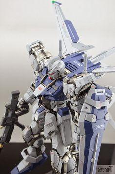 Custom Build: PG 1/60 GAT-X105 + AQM/E-X01 Aile Strike Gundam - Gundam Kits Collection News and Reviews