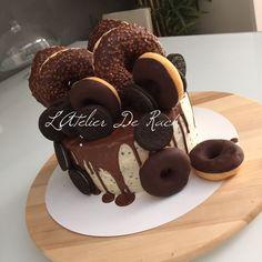 Layer Cake Donut et Oréo Www.latelierderach.com