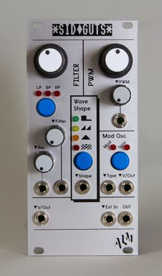 7 Best Synthesizer Modules I want images in 2013 | Drum