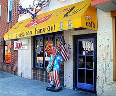 Nacho Mamas - Elvis has left the building. Scunny keep watch over Canton, it would never have been without you.