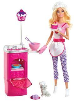 Barbie I Can be Dessert Chef Playset Barbie http://www.amazon.com/dp/B00AYR2CWS/ref=cm_sw_r_pi_dp_OACDvb0XXSYTC