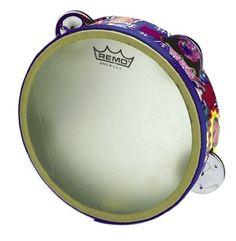 Remo RHYTHM CLUB, Tambourine, 1.75 x 6, 4 Sets Jingles, Rhythm Kids Graphics, http://www.amazon.com/dp/B0002NP4OW/ref=cm_sw_r_pi_awd_yDa8rb1TXKY45