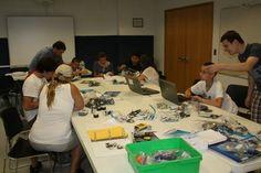 Teen engineering program at Mastics Moriches Shirley