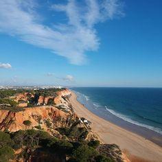 #amazing #sunday #algarve #portugal #atlantic #ocean #dji #djispark