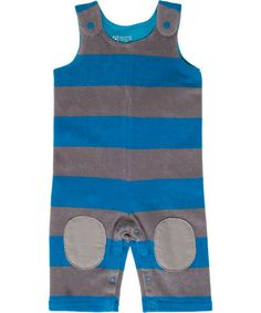 Katvig sweet terry cotton overalls for boys