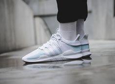adidas men's eqt support adv ck parley running shoe