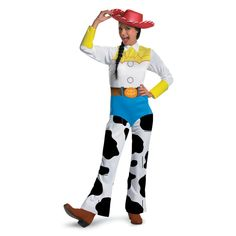Toy Story Jessie Halloween Costume For Women Medium