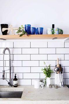 open-shelving-sink kitchen-subway tiles may13