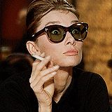Discover & share this Suprise GIF with everyone you know. GIPHY is how you search, share, discover, and create GIFs. Smileys, Audrey Hepburn Smoking, Gif Mignon, I Love Lucy, Cat Gif, Old Hollywood, Movie Stars, Style Icons, Famous People
