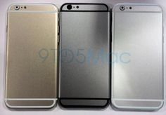 iPhone 6 dummy models