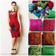 Jalapa #textiles from Oaxaca Mexico!