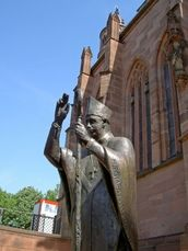 Worms Cathedral (Kaiserdom) - Worms, Germany